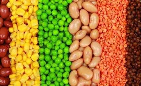 Beans and lentils-Khurki.net