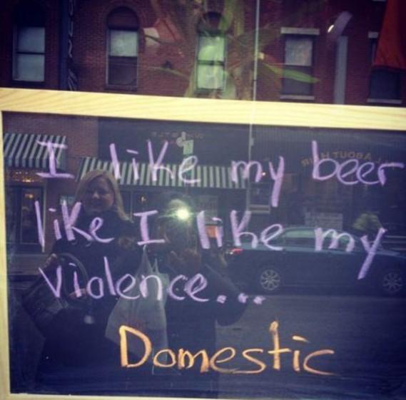 doemstic violence