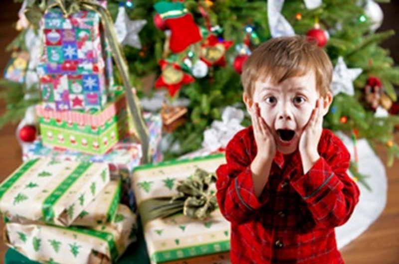 Kids Christmas.Why Christmas Santa Claus Is More Fun For Kids