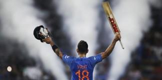 the Virat Kohli