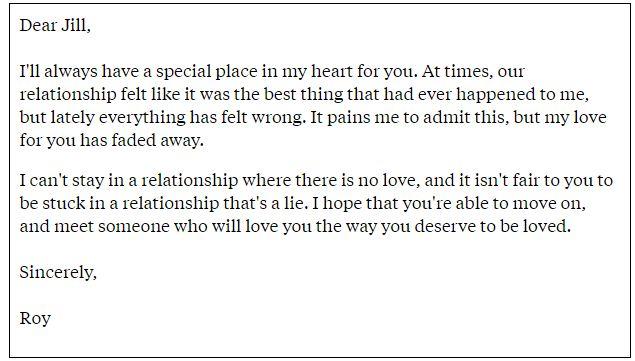 Heart Touching Love Letter from khurki.net