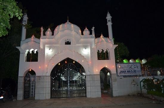 Masjid Sector 20