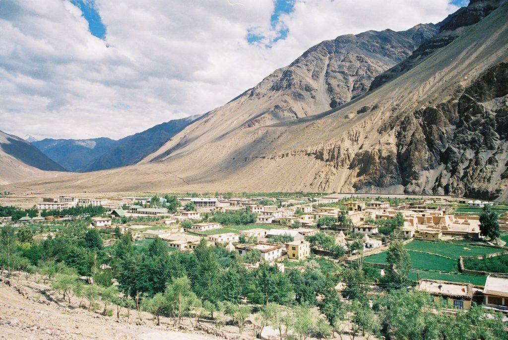 Shansha Village
