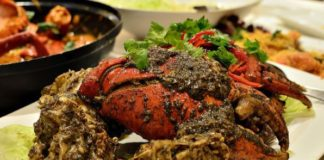 South east asian foods