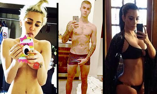 selfies In underwear