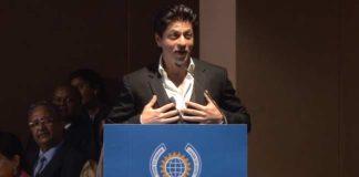 King Khan Speech