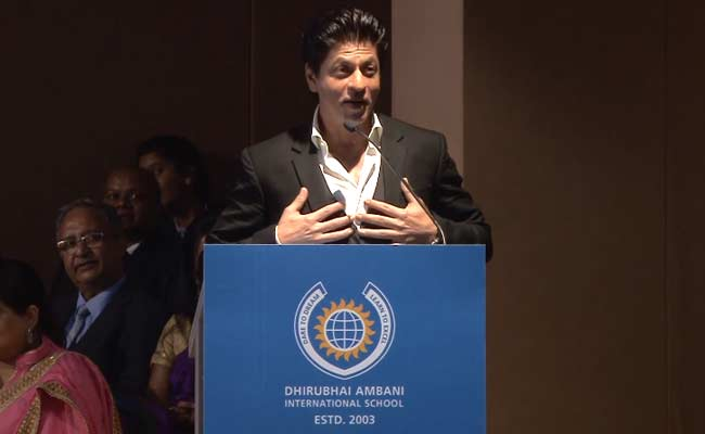 King Khan Speech