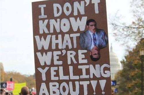 Protest Signs 17