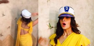Alia Bhatt sizzles