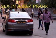car prank