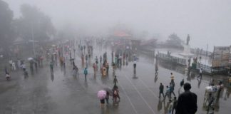 Rainfall rainy