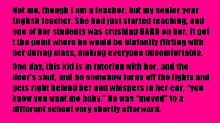 Attractive Teachers