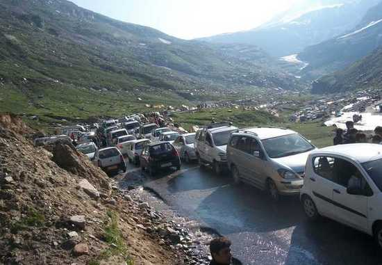 Rohtang Permit